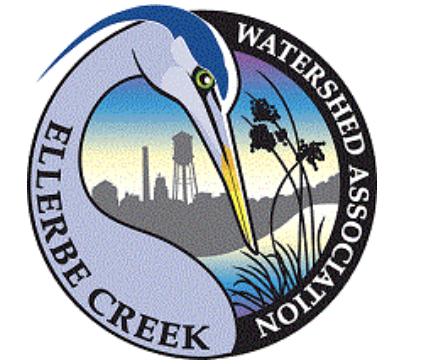 Ellerbe Creek Watershed Association logo